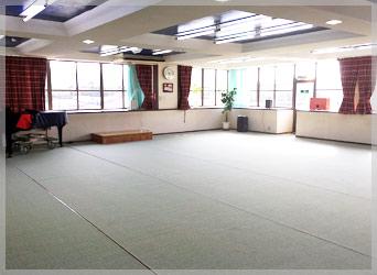 大謙館 大広間 ホール2