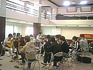 大謙館 音楽ホール3