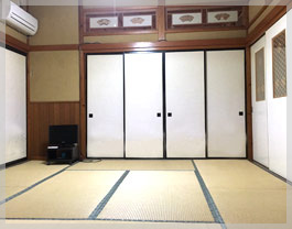 大謙館 客室1