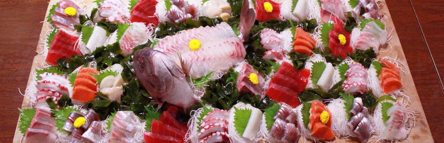 大謙館、特別料理の画像